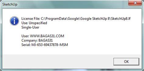 sketchbook bagas31 sketch up pro keygen all in one