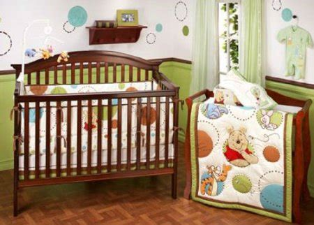 Disney Pooh Happy Days Baby Bedding Baby Bedding And Tigger Crib Bedding