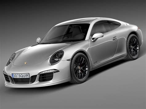 porsche models 2016 porsche 911 carrera gts coupe 2016 3d model max obj 3ds