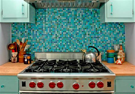 Mosaic Glass Backsplash Kitchen Five Steps To Installing A Gorgeous Mosaic Tile Backsplash
