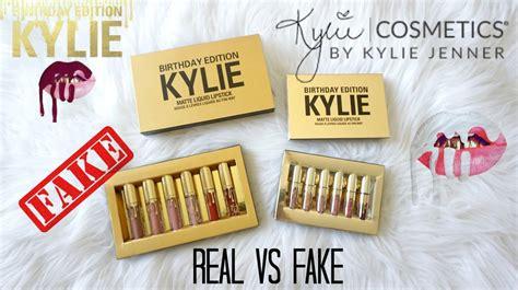 Birthday Edition Eyeshadow real vs 6 cosmetics birthday edition mini