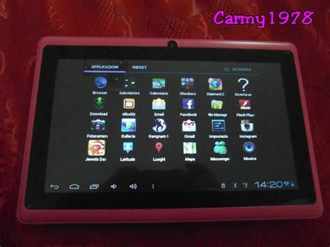 Tablet Cina tinydeal il mio tablet dalla cina con furore