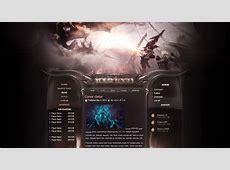 Hazy Fantasy Game Wordpress Theme Gaming Logos For Free