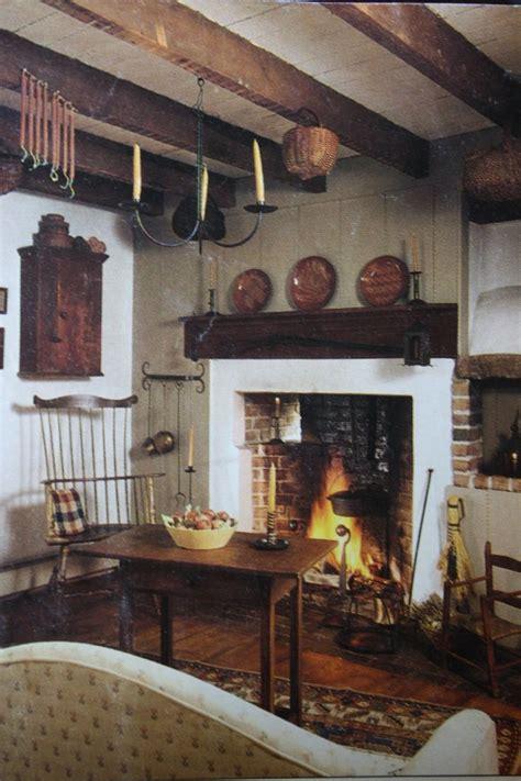 colonial pennsylvania interior uploaded  pinterest