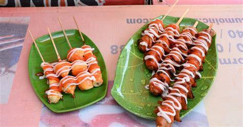 sosis bakar sumo  harga paket kemitraan sosis bakar