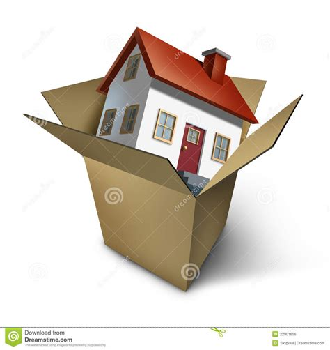 free houses to move moving house royalty free stock image image 22901656
