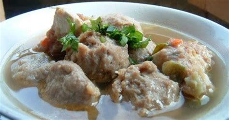 membuat bakso lezat ngulas cara membuat bakso enak dan lezat
