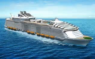 Harmony Of The Seas Royal Caribbean S Harmony Of The Seas Cruise Ship 2017
