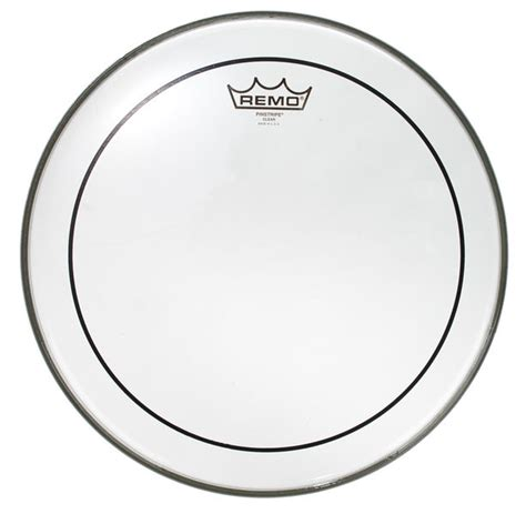 Remo Pinstripe Clear 14 Drum remo 14 quot pinstripe clear thomann united states