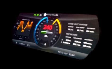 Tesla High Speed Tesla P85d 155mph Top Speed Run After Firmware 6 2 Update