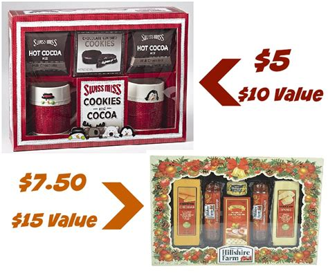 kmart christmas gifts kmart 5 swiss miss cocoa gift set more 10 value