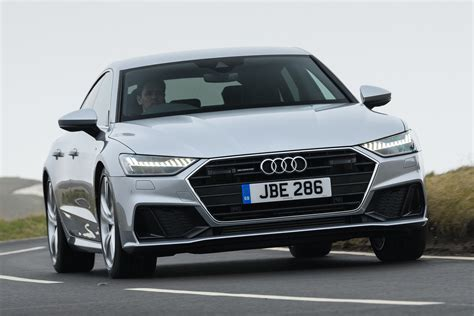 New Audi A7 2018 by New Audi A7 Sportback 2018 Review Auto Express
