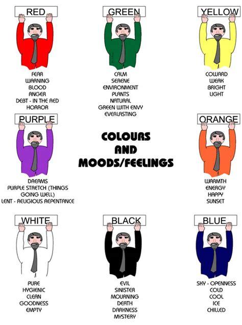 color feelings web design takeaways the psychology of color