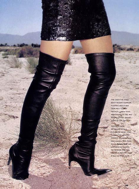 boot fashion sportmax thigh high boots flare canada 09