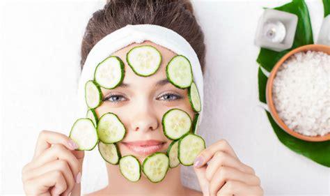 diy cucumber mask 3 diy cucumber masks to get glowing skin india