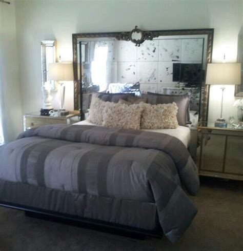 Mirror As Headboard by Best 25 Mirror Headboard Ideas On Mirror