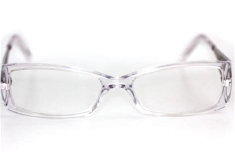 brille ohne gestell givenchy vgv644 uf79 brille transparent silber gestell