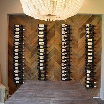 Shesham Wall Mount Stacking Wine Rack