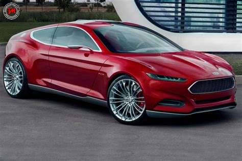 ford mustang hybrid car autos gallery