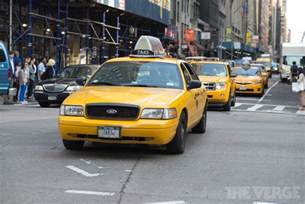 new york taxi car yellow taxis a new weapon in their war against uber
