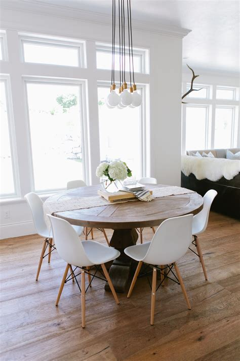 Dining Table In Kitchen Ideas by The Modern Farmhouse Project Kitchen Breakfast Nook