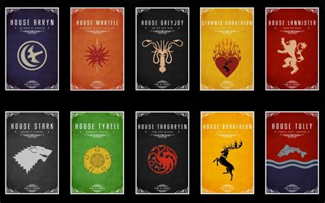 which house are you which of the got great houses would you join off topic comic vine
