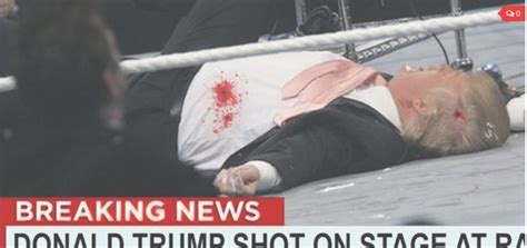 donald trump is dead donald trump shot dead by muslim woman on stage at rally