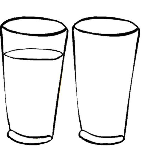 bicchieri da colorare sta disegno di bicchieri da colorare