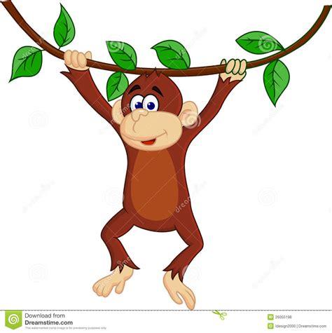 cartoon monkey swinging monkey clipart images cake ideas and designs