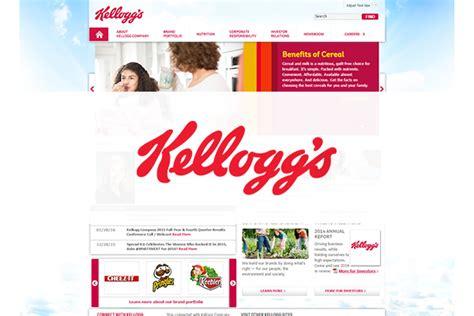Kellogg S Executive Mba January 2018 by Kellogg Company Appoints Global Leadership Development