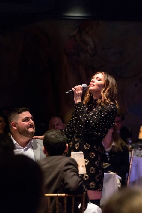 Listen To Katharine Mcphees Debut Cd by Review Katharine Mcphee At Cafe Carlyle Releases New Jazz