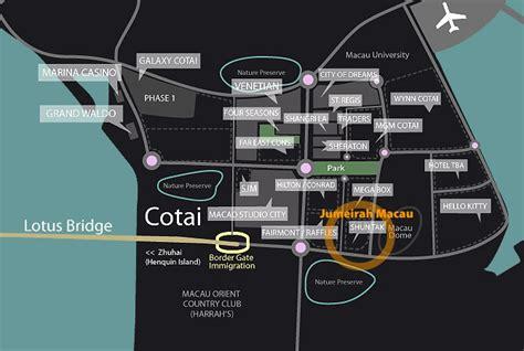 Mgm Grand Las Vegas Floor Plan jumeirah macau shun tak announces new cotai project