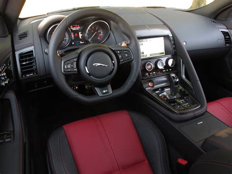 Jaguar F Type R Interior by Pics For Gt Jaguar F Type R Coupe Interior