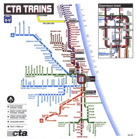 chicago l map cta el related keywords cta el