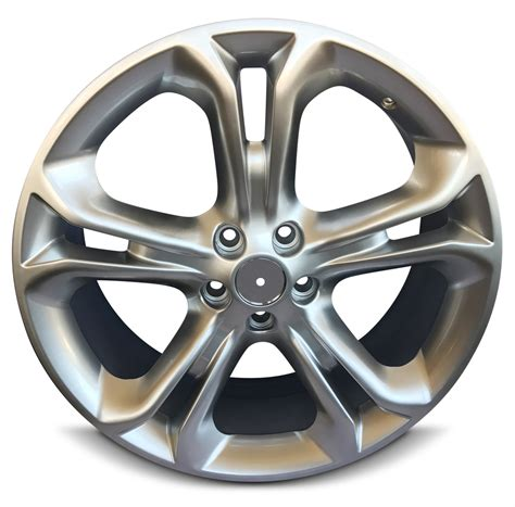 explorer wheel pattern new 11 12 13 14 15 ford explorer 20 inch 5 lug alloy rim