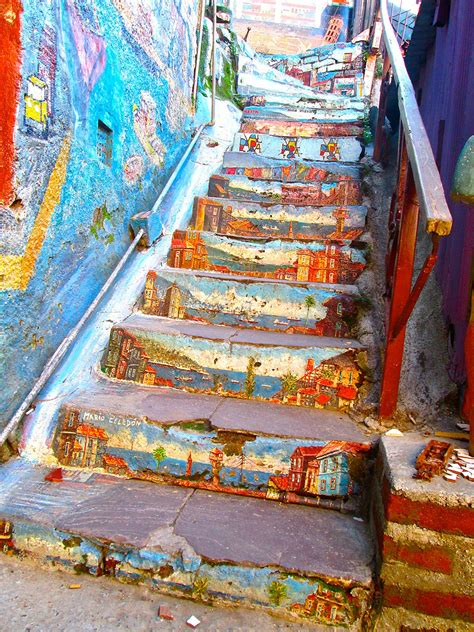 17 of the most beautiful steps around the world bored panda 16 of the most colorful steps around the world
