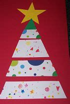 triangle christmas tree pattern 1000 images about projects for students on smart class trees