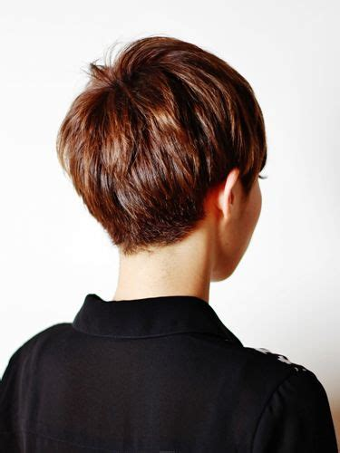 bad stacked bob haircut long in back t 25 best ideas about bob back view on pinterest long bob