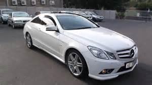 Mercedes E250 Cgi Mercedes E 250 Cgi Coupe More Information