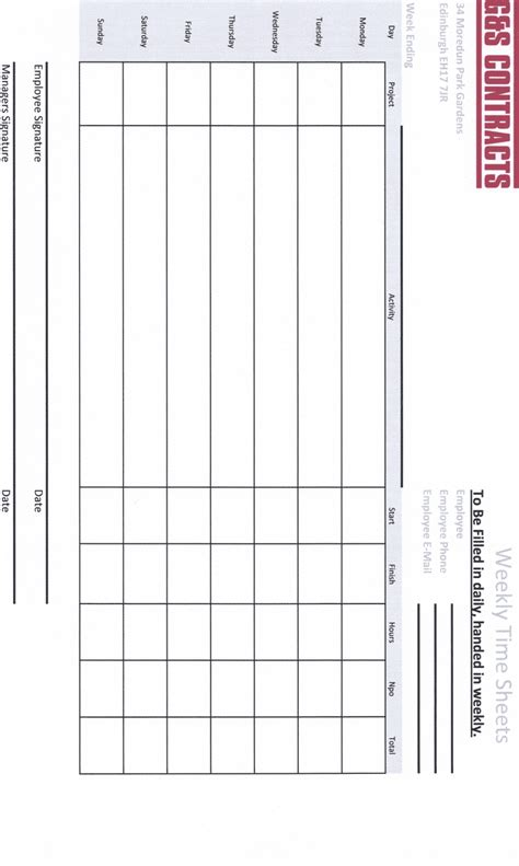 timely templates search results for free printable time log sheets