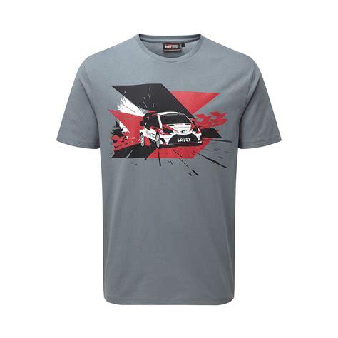 T Shirts Toyota Calya 2017 toyota gazoo racing wrt mens car t shirt clothing