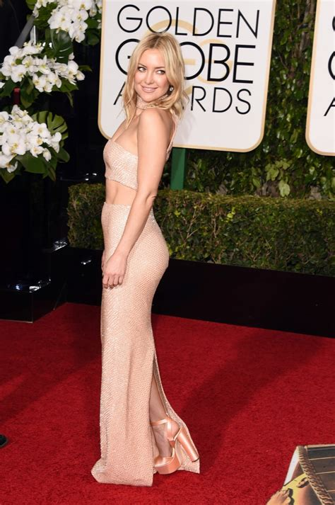 Golden Globe Winner Hudson Is Proud Of American Idol History by Kate Hudson In Michael Kors Collection 2016 Golden Globe