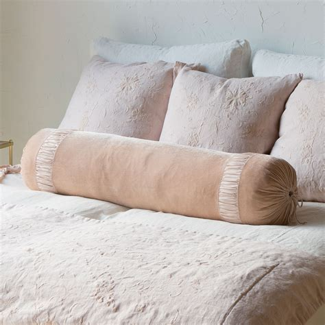 Notte Pillows by Notte Sloan Bolster Pillow Slo759 Price Match