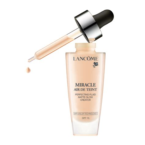 Lancome Foundation lanc 244 me air de teint foundation spf15 30ml feelunique