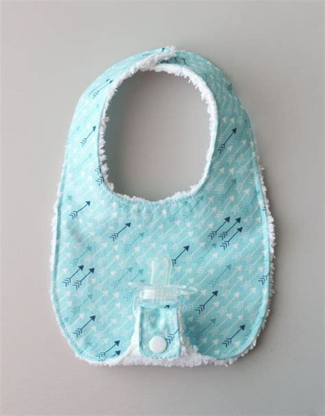 free pattern pacifier bib bibs baby boy and boys on pinterest