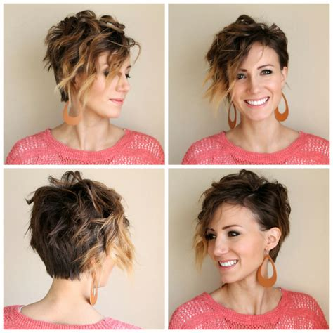 pixie hairstyles before and after pixie cut hairstyles before and after long pixie haircut