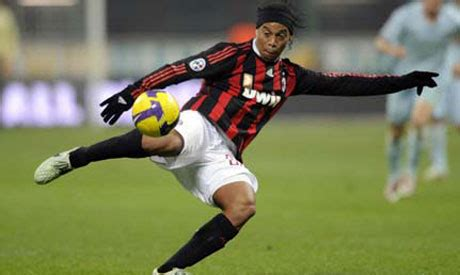 ronaldinho biography in english coach says ronaldinho on his way out from ac milan world