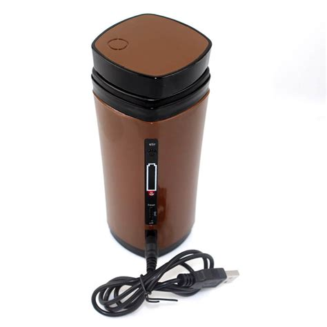 Usb Coffee Warmer portable electric heater coffee mug usb coffee mixer cup