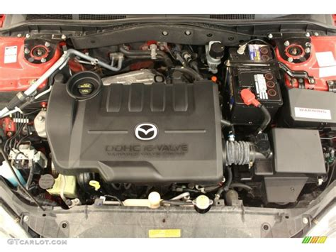 2005 mazda mazda6 i sport hatchback 2 3 liter dohc 16v vvt