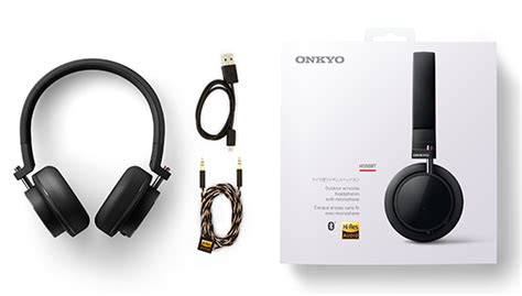 Onkyo Hi Resolution In Ear Earphone With Mic E700m h500bt wireless headphones with microphone
